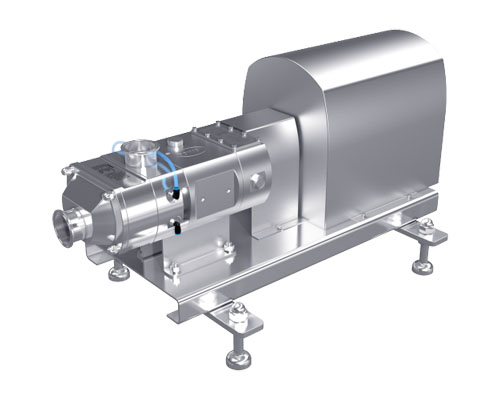 Motor Direct Drive Screw Pump